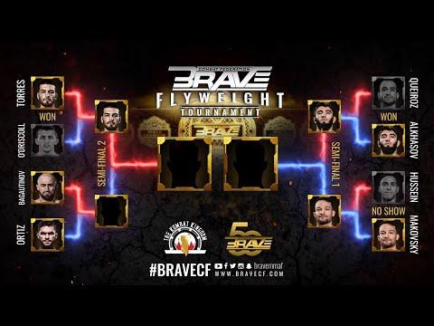 BRAVE CF 50 | Flyweight Tournament | Story So Far