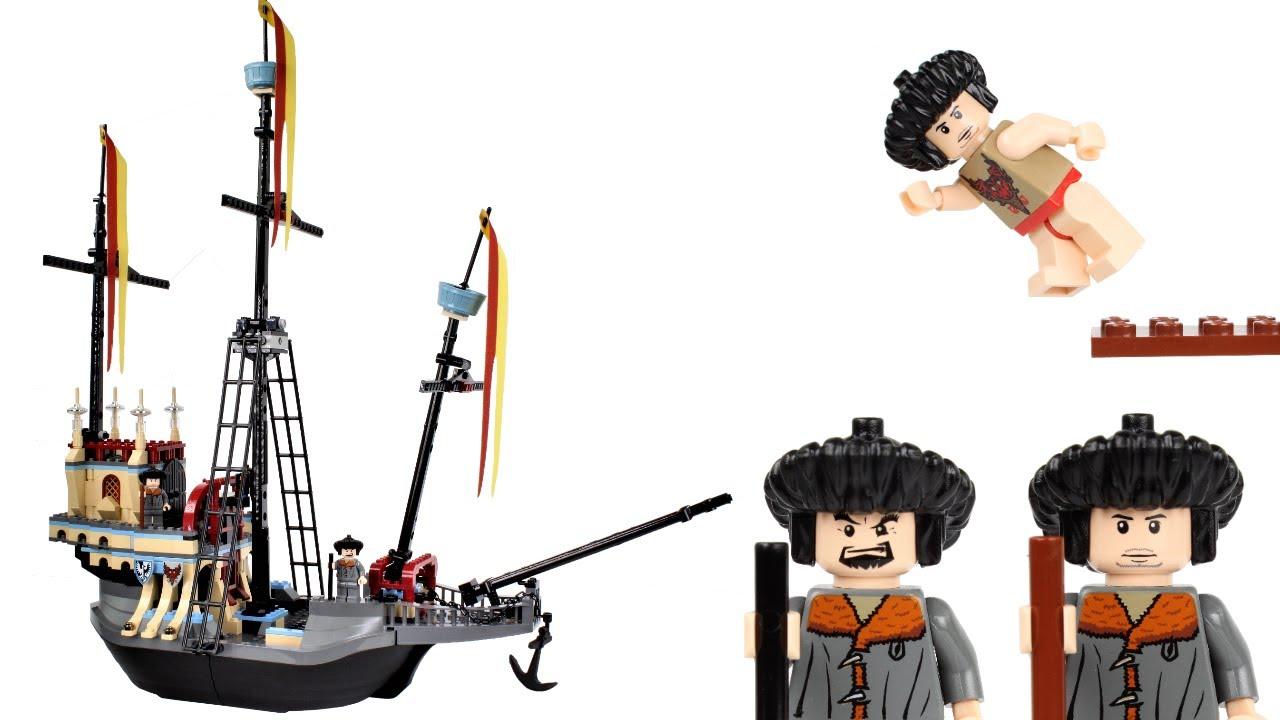 2005 Lego Harry Potter Durmstrang Ship 4768 Review Youtube Today's random set is 4768 the durmstrang ship, released in 2005. 2005 lego harry potter durmstrang ship 4768 review
