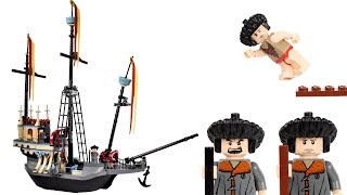 2005 Lego Harry Potter Durmstrang Ship 4768 Review Youtube Harry potter and the goblet of fire, chapter 15. 2005 lego harry potter durmstrang ship 4768 review