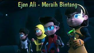 Download lagu Ejen Ali  - Meraih Bintang