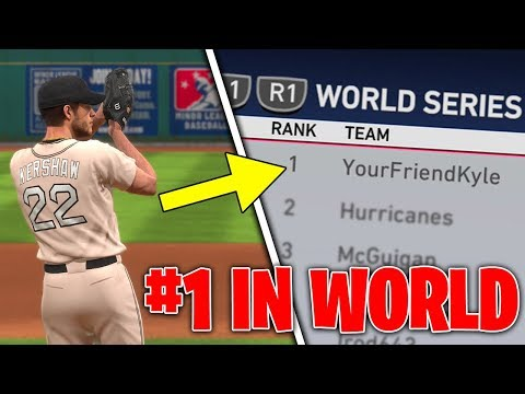 PLAYING THE #1 RANKED PLAYER IN THE WORLD In MLB The Show 19