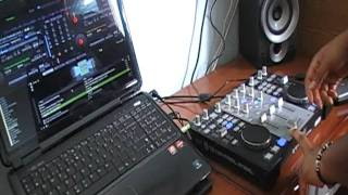 Reggaeton mix  dj  mesclas en vivo