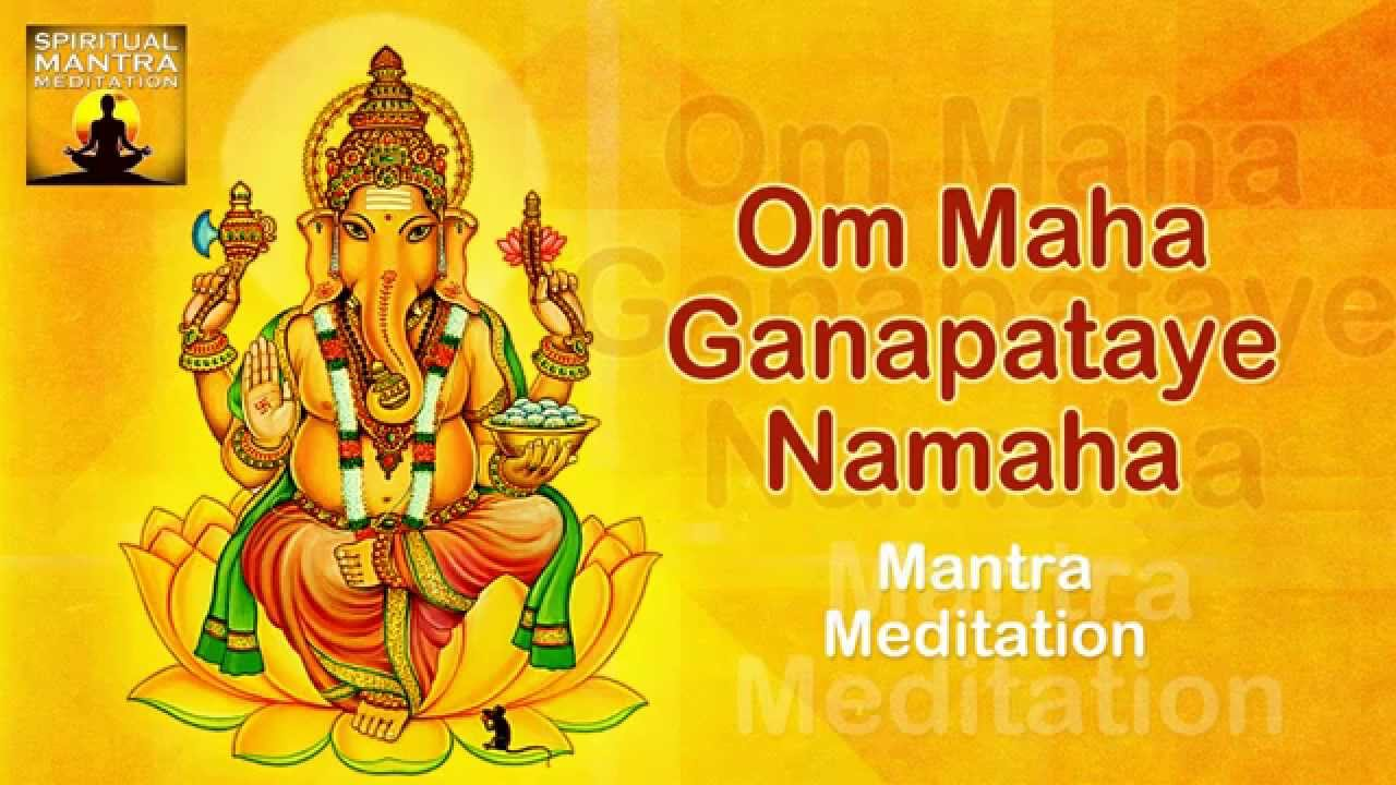 Ganesh Mantra- Get most out of it