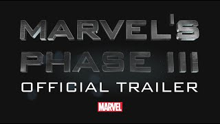 Official Trailer of Marvel
