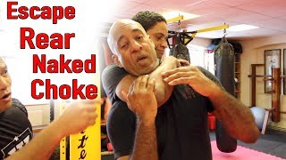 How to escape a standing naked choke For more Videos Subscribe to m...