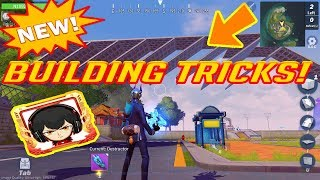 **NEW* BUILDING META + BUILDING TRICK GLITCH + 3K DIAMOND SPLURGE! (Creative Destruction)