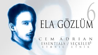Cem Adrian - Ela Gözlüm (Official Audio) Video