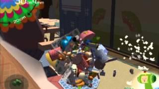 Katamari Damacy Gameplay PS2