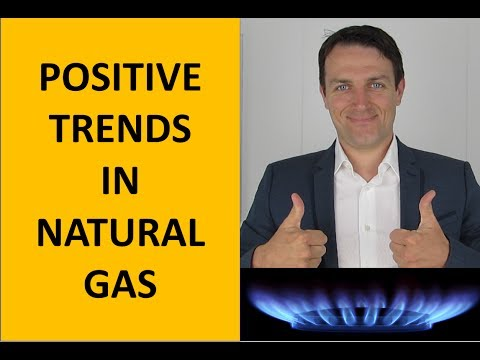 Investing in the Natural Gas Industry - Positive Trends