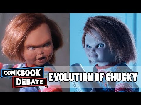 Evolution of Chucky in Movies & TV in 6 Minutes
