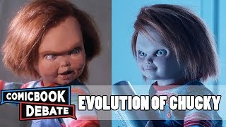 Evolution of Chucky in Movies & TV in 6 Minutes (2017)