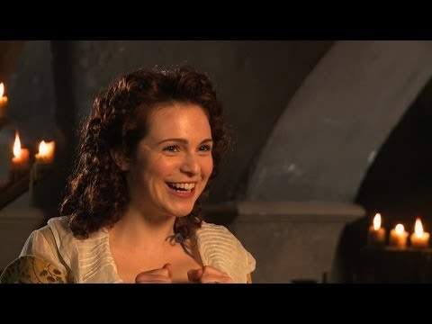 Tamla Kari as Constance  The Musketeers  BBC One