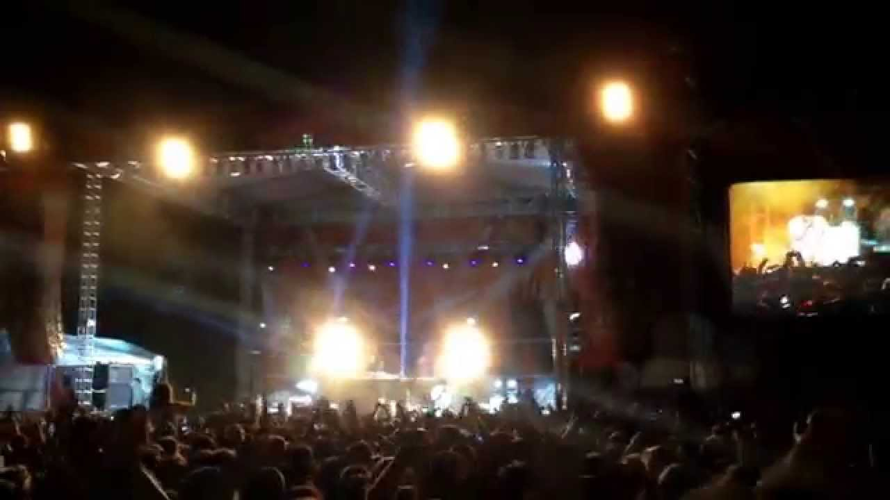 Kendrick Lamar Maad City Live At Wvu Fall Fest 2014 Youtube