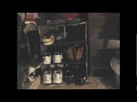 C mo hacer un organiza zapatos ec doovi - Como hacer un organizador de zapatos casero ...