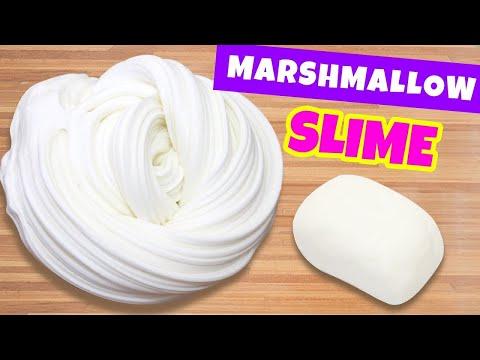 DIY | MARSHMALLOW SLIME