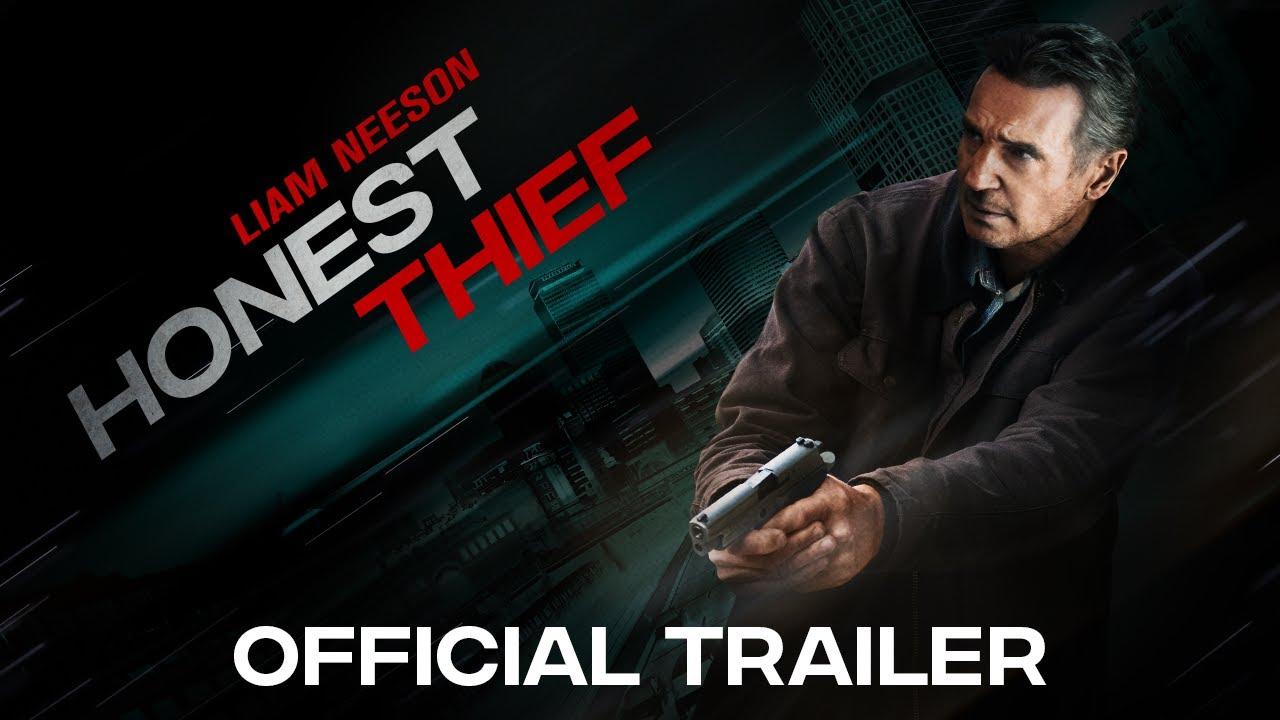 HONEST THIEF   Official Trailer   Now On Digital / Blu-Ray Dec. 29