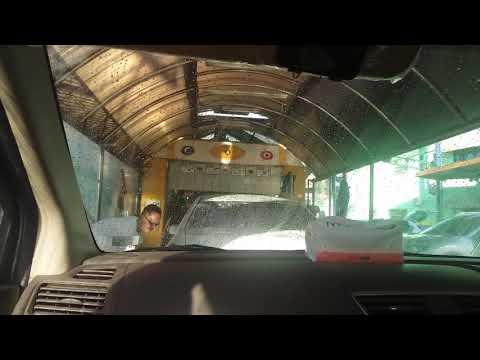 Rthvlog129 Cuci Mobil Otomatis Di Jogja Ada Disini Cocok Buat Yg Waktu Terbatas 15mnt Kinclong