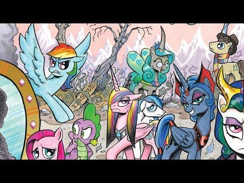 Отражение My Little Pony  комикс полностьюhttp://youtu.be/_TLxgssV_gs
