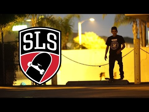 CARLOS LASTRA - SLS TRICK OF THE YEAR CHALLENGE !!!