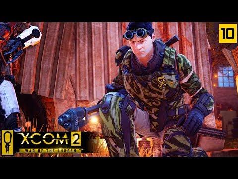 DARK OMEN RETALIATION - Part 10 - XCOM 2 WAR OF THE CHOSEN Gameplay - Let's Play