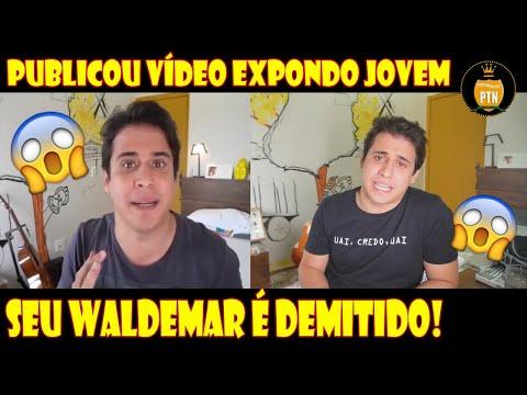 🔴 Seu Waldemar é DEMETIDO Da TV Anhanguera!