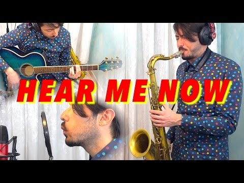 HEAR ME NOW - Alok, Bruno Martini 🎷Saxophone Cover 🎷