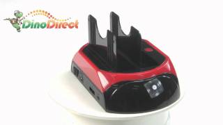 All in 1 Versatile External HDD Docking  from Dinodirect.com