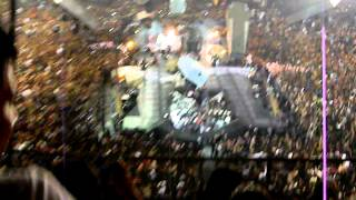 concierto Metallica 06/08/12.