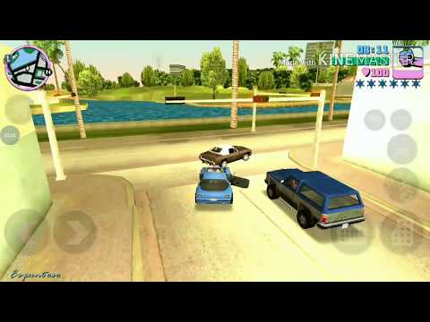 GTA Vice City  Android game free daunlod