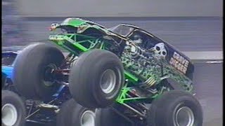 The Biggest & The Baddest Monster Trucks - USA Motorsports (1995)