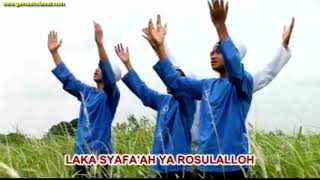 Full Album Sholawat Hadrah Marawis Modern Asshidiqiyah Album Isyfa' lana (Tolonglah Kami)