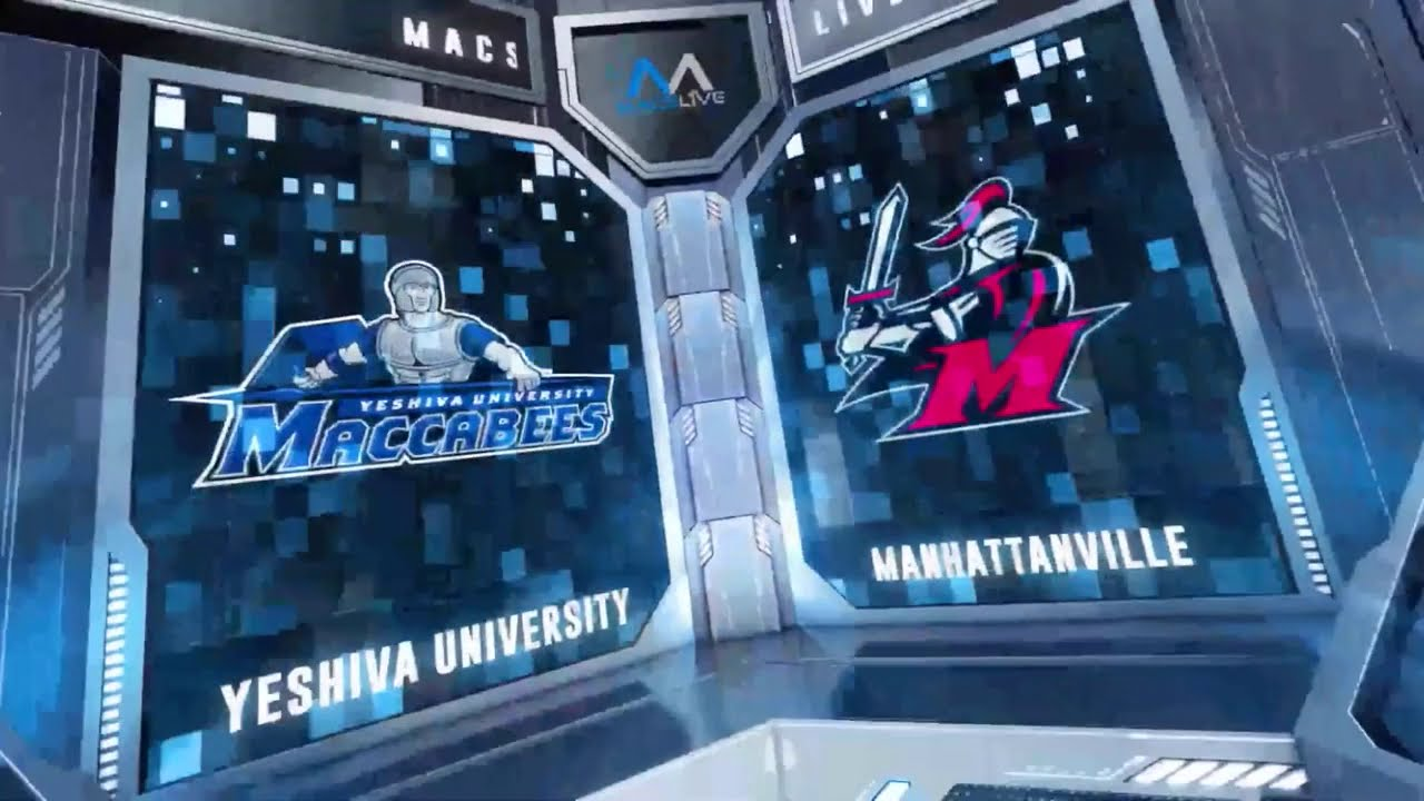 YU vs. Manhattanville (2/14/21)-Game Highlights & Full Broadcast