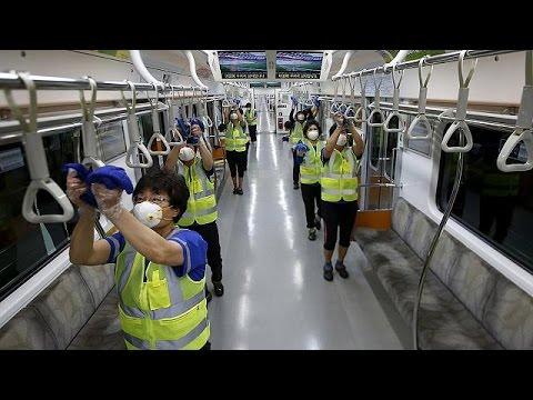Южная Корея: число жертв коронавируса растет