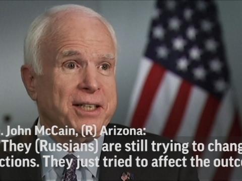 McCain: Putin 'Greatest Challenge We Have'