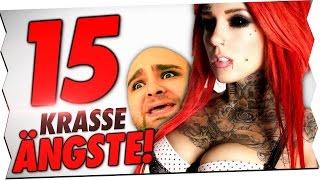 ANGST VOR GELD! - 15 KRASSE ÄNGSTE!
