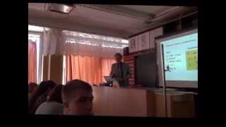 Учитель года 2012   Урок физики  Кузнецов
