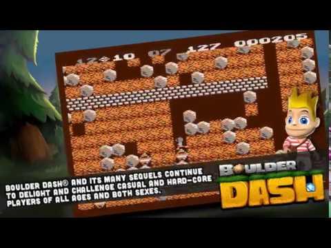 Boulder Dash - Overview