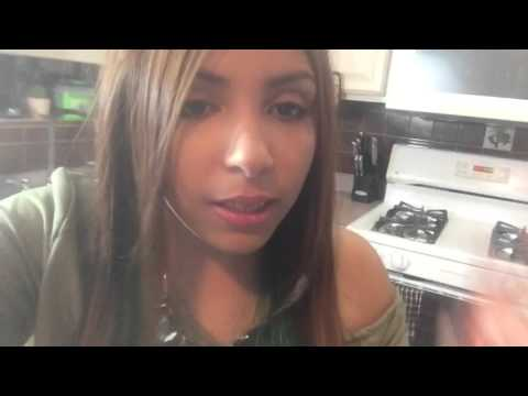 Vlog | Mi cabello verde 11/18/15