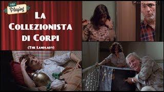 Gambar cover La Collezionista di Corpi (The Landlady) - 1998 - Film Completo AUDIO in Italiano