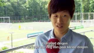 Ji-Sung Park is blij dat hij weer thuis is