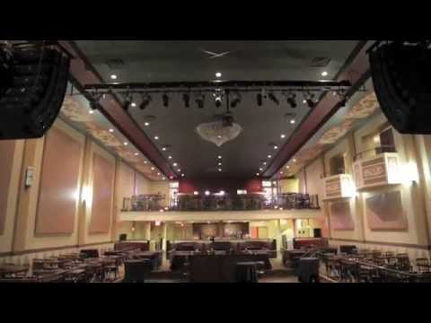 Official Hippodrome Theater Venues Video Tour Richmond