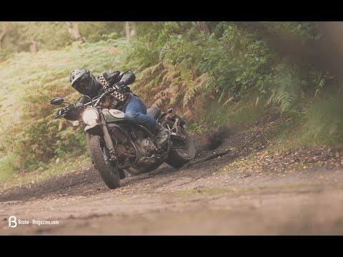 Ducati Scrambler Review with Off Road - Brake Magazine