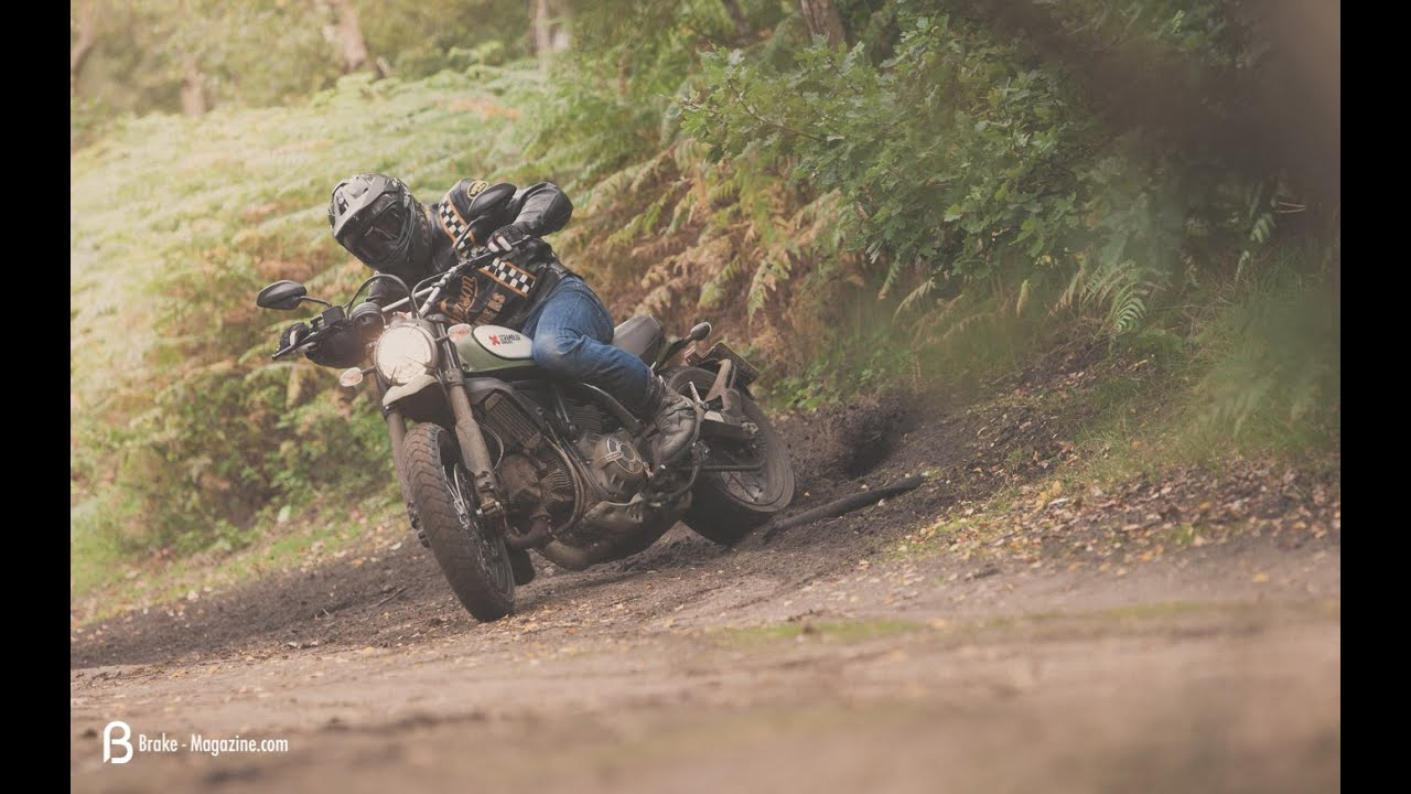 Ducati Scrambler Review With Off Road