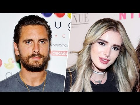 Bella Thorne Going After Kourtney Kardashian's Ex Scott Disick?!
