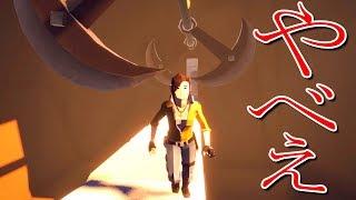 謎の遺跡を探検する海外のゲームがめっちゃ面白い
