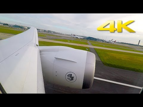 GEnx ROAR!! AIR FRANCE BOEING 787-9 Start Up and Take Off from Paris CDG