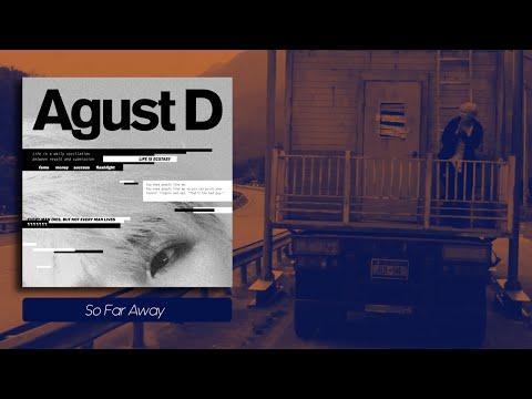 Agust D - So Far Away Feat. Suran [Legendado PT-BR]