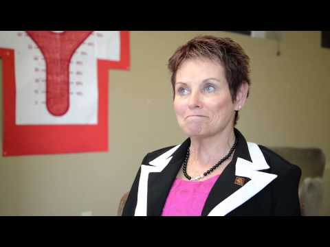 Dr. Nancy Grant is excited about United Way's future
