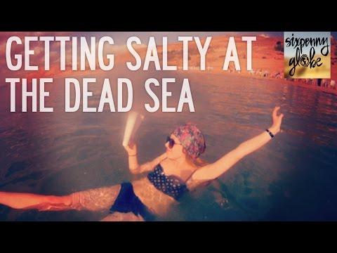 Getting Salty At The Dead Sea | Jordan Part 5