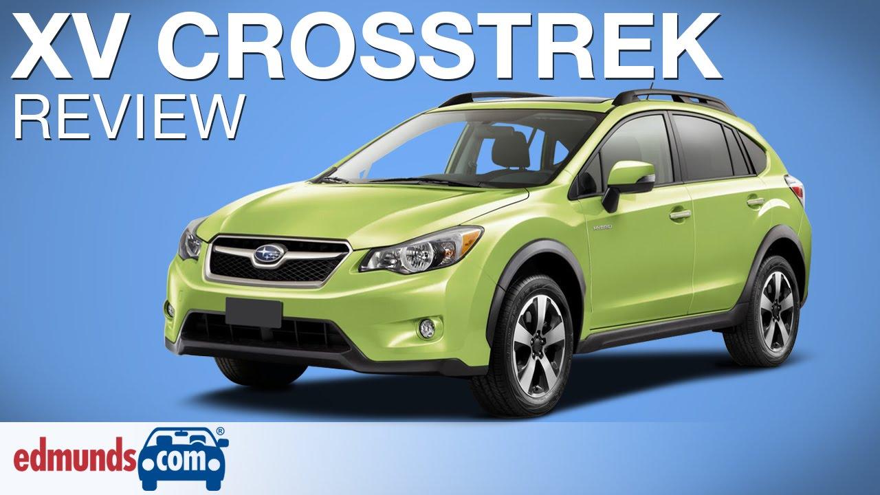 2014 subaru xv crosstrek review - youtube
